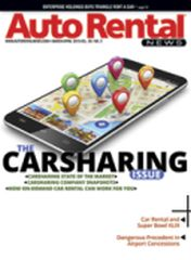 Auto Rental News Cover